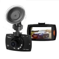 "Wholesale Dash Blue Car Light - New 2017 Car DVR Camera G30 2.7"" Full HD 1080P 140 Degree Registrator Recorder Motion Detection Night Vision G-Sensor Dash Cam"