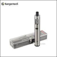 Wholesale Mini Kanger Pro Tanks - Clone Kanger Evod Pro Starter Kit Top Filling 4ML Sub Ohm Tank With CLOCC Coil All In One Design VS Topbox Mini Eleaf iJust 2