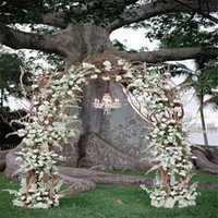 Wholesale Garden Decoration Products - 8 Meter Artificial Vine Fake Plastic Rattan Lattice Wall Bouquet Wedding Home Garden Party Coffee Shop Decoration Product Code:102-1002A