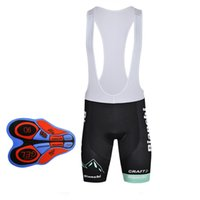 Wholesale Bike Bianchi - 2017 NEW BIANCHI team 9D Gel Padded Shorts Man summer breathable quick-drying Cycling shorts ROPA ciclismo Outdoor Leisure bike Shorts DB01