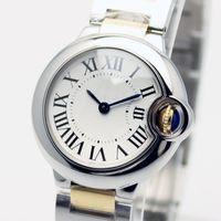 Wholesale Bracelet Multiple - 2017 Fashion ladies watches women man watch Stainless Steel Bracelet Wristwatches luxury Brand female clock lovers watch classical watch