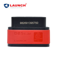 Wholesale Diagun Online Update - 100% Original Launch X431 V V+ pro pro3 pros pro3S PAD DIAGUN III Bluetooth update online Bt connector DBScar DHL free shipping
