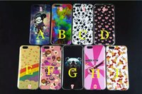 Fruit Branca de Neve Princesa do gelo dos desenhos animados TPU silicone Soft Case para Iphone 6 6S Mais 5 5S animal Urso Panda Teddy cão Fox Batman tampa traseira