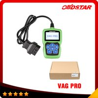 Wholesale New Vag Pin - VAG Key Programmer Auto Key Programmer OBDSTAR VAG PRO No Need Pin Code Support New Models and Odometer DHL free