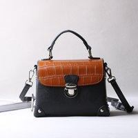 Wholesale Luxury Work Bags - High quality genuine leather woman bag luxury brand bags for travel work best christmas gift