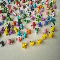 Wholesale Pet Office - Pocket monster magic elf pet mini mini 3CM hand office earners doll model toy section 144