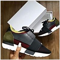 Wholesale Zapatillas Creepers - Breathable Mesh 2016 Luxury Men Balsen Casual Shoes Men High Top Shoes 16 Colors Creepers Men Flats Zapatillas Deportivas