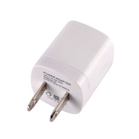 Wholesale chinese smartphones resale online - 5V A white black AC Wall Charger Home Travel Charger Adapter Mini USB charger For Samsung Iphone x Smartphones mp3 pc