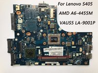Wholesale Laptops Motherboard For Sale - High Quality Laptop Motherboard For Lenovo S405 Motherboard AMD A6-4455M VAUS5 LA-9001P 100% Fully Tested Whole Sale