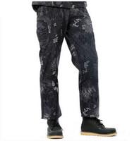 askeri yumuşak kabuk pantolon toptan satış-Shanghai Hikaye TAD Shark Cilt Pantolon Erkek Yumuşak Kabuk Askeri Açık Havada Pantolon Su Geçirmez Spor Termal Polar Yürüyüş Kamp Taktik Pantolon