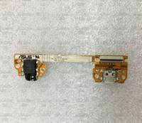 Wholesale Asus Nexus Usb - 5pcs For Asus Google Nexus 7 Dock Connector Flex Cable USB Charger Charging Port Micro USB Port Audio Headphone Jack, Free Shipping