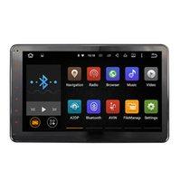 """Wholesale Android Gps Navigation Car System - Joyous 10.1"""" Universal 1024*600 Car Stereo GPS Navigation System Android 5.1.1 Lollipop Quad Core Double 2 Din Head Unit car DVD Player"""