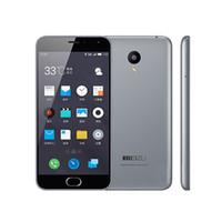 Wholesale Meizu Quad - Original Meizu M2 4G FDD Smart Phone 5.0Inch MTK6735 Quad core 2G RAM 16G ROM 13.0MP Camera 2500MAH