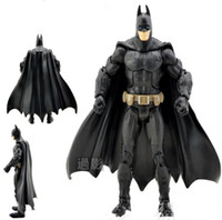 Wholesale Superhero Robot Toy - The Dark Knight Movie Batman Superhero action figure Toy Collection superhero figures robot Kids classic toys