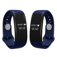 Wholesale 55mm Bracelet - Good Quality Smart Bluetooth 4.0 Heart Rate Monitor waterproof bracelet Sleep Fitness Tracker Anti-lost reminder smartband