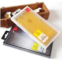 caja al por menor para los casos de teléfono móvil al por mayor-Cajas de embalaje de la caja del paquete de PVC vacías de plástico universal para CellPhone Case iphone X 8 7 6 6 S más 5 Samsung Galaxy S6 S7 edge S8