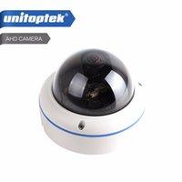 Wholesale Dome Security Camera Metal - HD CCTV AHD Camera 720P Fisheye Lens Security 1.0MP CCTV Surveillance Camera Dome Outdoor Waterproof 120 Degree View Metal