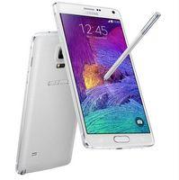 ingrosso un ram da 3gb del telefono android del pollici-Originale Samsung Galaxy Note 4 N9100 Android 4.4 5.7 pollici 3 GB di RAM 16 GB ROM 4G FDD-LTE 16.0MP sbloccato in fabbrica Telefono cellulare