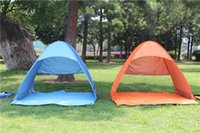 Wholesale camping tents for sale for sale - Group buy Hottest Sale UV Protection Tents Outdoor Camping Shelters for People Tent for Beach Travel Lawn