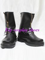 Wholesale Dante Costume - Wholesale-Freeshipping custom-made anime Devil May Cry Dante Cosplay Show Sandals shoes boots for Halloween Christmas festival