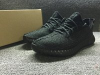 Wholesale Pirate Bands - 2016 kanye west Boost 350 pirate black Causal Shoes Footwear Sneakers Men And Women Kanye West 350 milan oxford tan turtle dove moon rock