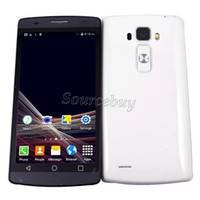Wholesale Google Phone G4 - G4 Smartphone 5inch 3G Unlocked MTK6572 Dual-core 960*540 512MB 4GB Android 4.4.2 Mobile Cell phone Dual SIM Smart-wake Free Shipping 5pcs