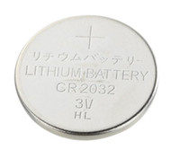 Wholesale cr2032 lithium battery resale online - CR2032 Lithium Manganese Battery V Capacity mAh Button Cell