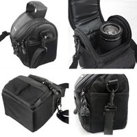 Wholesale Fuji Finepix - Camera Case Bag for Fuji Fujifilm FinePix X-S1 X-E1 X10 S6800 S4500 S4200 S2995 S2950 S2900 HS50 HS35 HS30 HS25 EXR SL300 SL1000