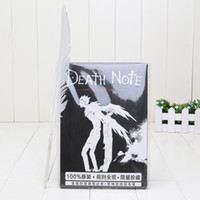 Wholesale Notebook Pen Set Wholesale - Japan Anime Death Note Fashion Cosplay Notebook with Feather Pen Gift Toy Toys