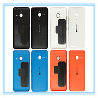 New Replacement Parts Rear Battery Door Back Cover Housing Case For Nokia Lumia Microsoft 640 XL 640XL Colorful White Black Free Shipping
