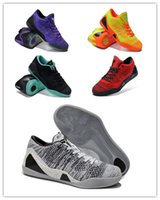 """Wholesale Masterpiece Men - Kb 9 Elite Low ID """"Mamba Moment"""" Masterpiece What The Beethoven men basketball shoes Top Quality Kb 9 Sneakers euro 41-46"""