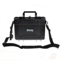 Wholesale Tool Equipment Cases - Waterproof Case Hand Carrying Safe Equipment Universal Case Instrument Box Moistureproof Locking For Gun Tools Camera Laptop VS Pelican Case