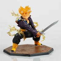 170617 QIUCHANY Dragonball Single Type Dragon Ball Модель Torankusu Toys PVC 14cm