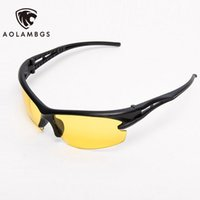 Wholesale Sunglasses Motocycle - Safety Goggles Night vision Goggles Sunglasses Tactical glasses Driving Graced Glasses Motocycle Eyewear Cycling Riding UV Protection