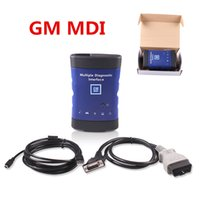 Wholesale gm professional tools for sale - Group buy 2017 New arrival Professional GM Diagnostic tool GM MDI scanner High Quality DHL with
