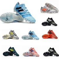 Wholesale Cheap Soft Fabric - 2017 Men Football Boots Nemeziz 17+ 360 Agility FG Nemeziz 17.1 Soccer Cleats Cheap Outdoor Top Quality Casual Sports Sneakers Size 39-46