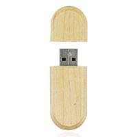 Wholesale Pci Lighting - HanDisk Imitation Wooden Light Beige USB Flash Drive 128MB 1 2 4 16 32 64 128gb Usb Pen Drive Portable Hard Drive Memory stick EU053