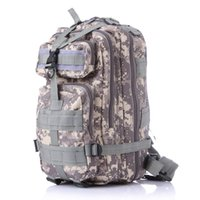 Wholesale rucksack outdoor laptop - 12 color Camping Trekking bag Outdoor camouflage mountaineering bag p military Tactical Backpack laptop Molle Rucksacks camouflage backpack