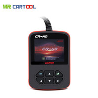 Wholesale Launch Cr Heavy Duty - 100% Original Launch CR-HD Truck Code Scanner Launch CR-HD Heavy Duty Truck Code Reader Free Update Online