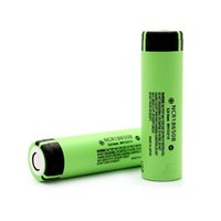 Wholesale New NCR18650B V mah Li on Battery For Panasonic