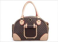 Wholesale Transport Bags - Pet Carrier Dog Bags for Puppy Dog Transport Bag Carriers for Cats Pet Bag size 42*18*29cm