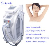 Wholesale Tattoos Removal Price - Factory Price IPL SHR Skin Rejuvenation RF Face Body Lifting Equipment Laser Tattoo Removal Hair Removal