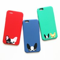 Для Iphone 7 Plus Iphone 6 6s Plus Case 3D Dog tpu Cute Phone Case Cover