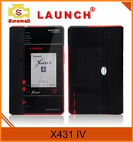 Wholesale Original X431 Master - LAUNCH DISTRIBUTOR Global Version Launch X431 IV Master Version Free Update via internet 100% Original Auto Diagnostic tool