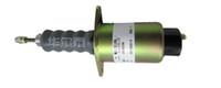 Wholesale Wholesale Solenoid Coils - NEW Fuel Shutdown Solenoid fits Cummins 3906398, 12 Volt Dual coil