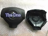 Wholesale Parts For Suzuki - High quaity New air bag cover for Suzuki Swift airbag cover steering wheel parts with logo