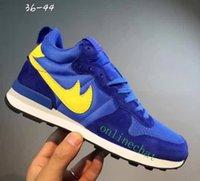 Wholesale Black Cushioned High Tops - 2017 Top Quality High Top PEGASUS 83 Running Shoes for Men and Women ,Original Man Light Cushioning Breathable Shoes Sport Sneakers