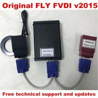 Wholesale Abrites Commander For Toyota - Original FLY FVDI V2015 Full Version Free updates (Including 18 Software) ABRITES Full FVDI Commander Diagnostic Tool in stock