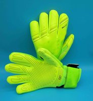 Wholesale M Gloves - Jusdon Allround Latex without fingersave Soccer Professional Goalkeeper Gloves Goalie FootballBola De Futebol Gloves Luva De Goleiro