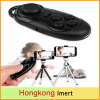 3in1 Bluetooth android Gamepad Controller pour PC / Selfie Remote Shutter / Wireless mouse pour Iphone IOS SAMSUNG portable TV Box